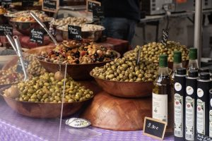 Camping Clair de Lune : Olives