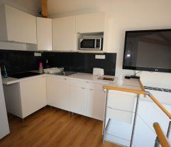 Clair De Lune: Apartment mit Meerblick - Küche