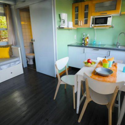 Clair De Lune: Duplex Jasmin Serenity - Küche