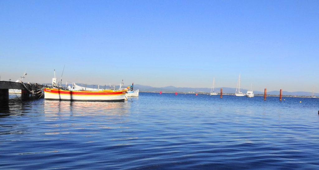 Clair De Lune : Port De La Madrague Camping Giens Hyeres
