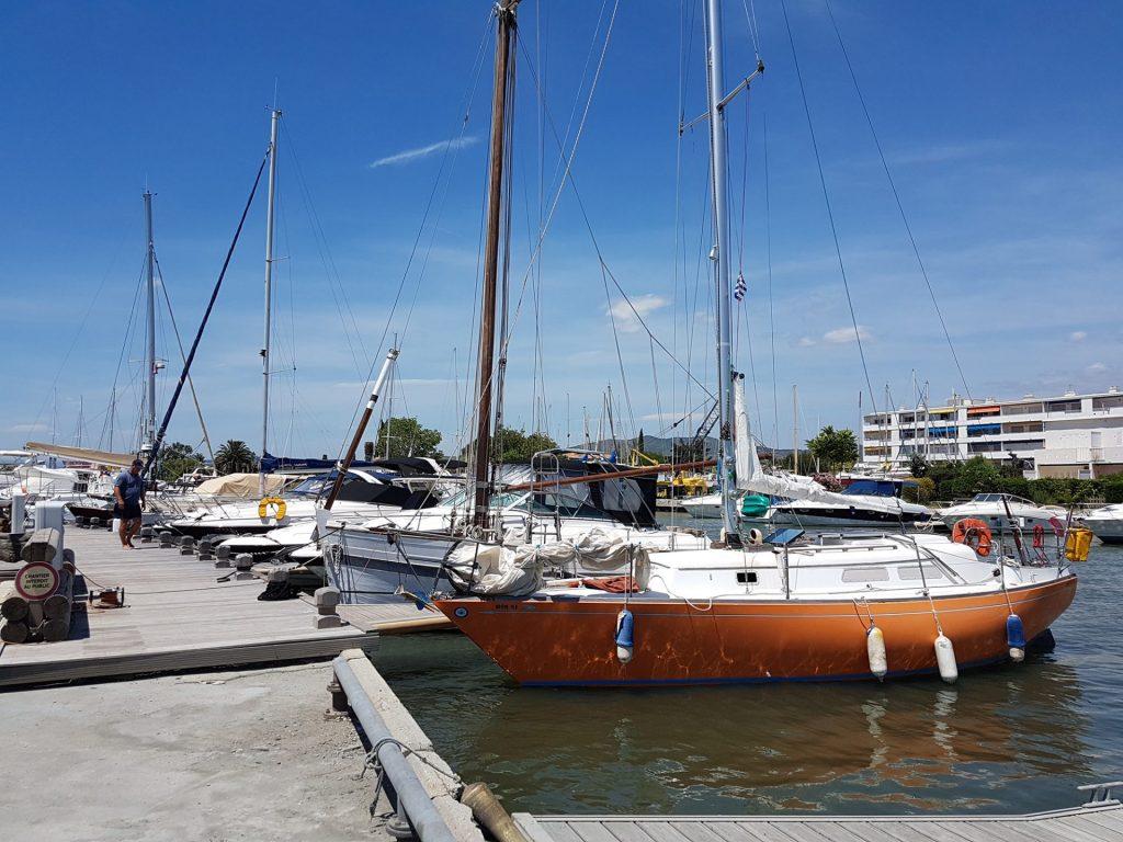 Clair De Lune : Port Gapeau Hyeres Campinggiens