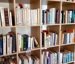 Clair De Lune : bibliothèque