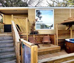 Clair De Lune : Mobil Home Azur Serenite Bois Spa Terrasse3