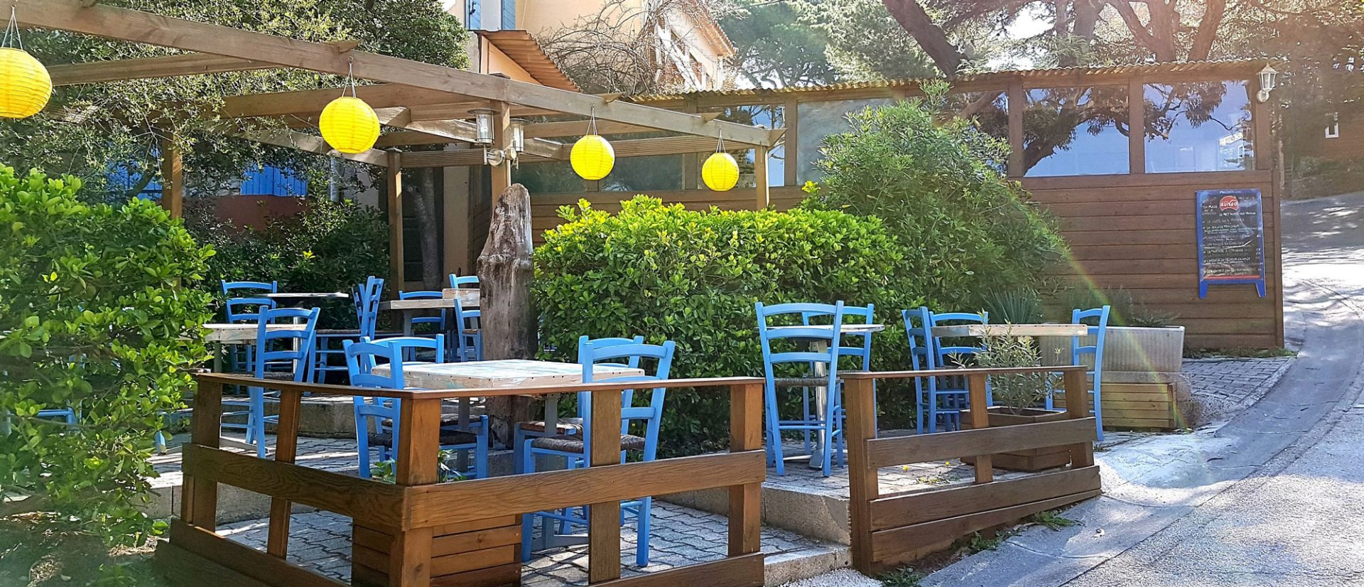 Clair De Lune : Restaurant Camping Vue Mer Clairdelune Giens Hyeres