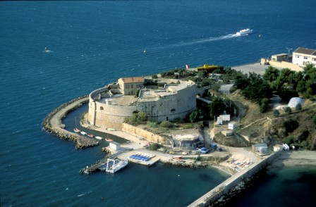 Clair De Lune : Tour Royale Toulon M
