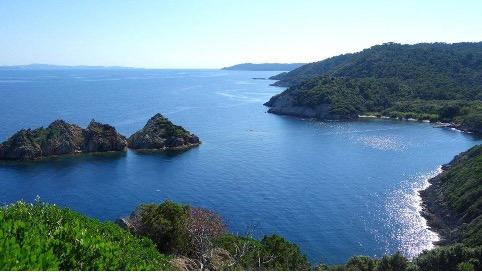 Clair De Lune : île Portcros